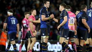 James Ryan and Garry Ringrose have been central to Leinster and Ireland's success this season