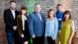The National Treasures team, including Dr. Roisin Higgins (third from right)