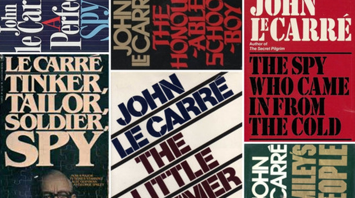 A guide to some of the great spy novels
