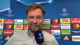 Jürgen Klopp hails Liverpool passion and attitude