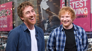 Jamie Lawson and Ed Sheeran - Huge outdoor shows next month