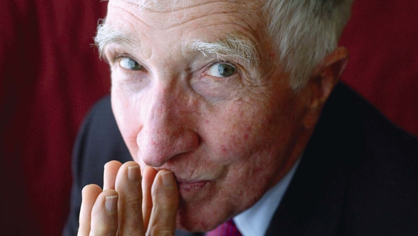 """""""John Updike's work did serve as a barometer in many respects, including as a barometer of contemporary human experience"""""""