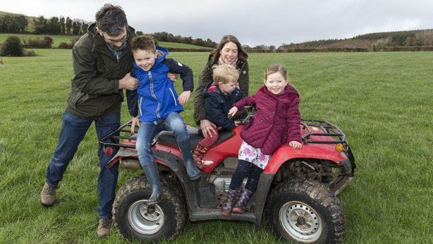 Big Week on the Farm is taking place on the O'Sullivan's farm this year