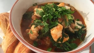 Eunice Power's Quick and Easy Fish Stew