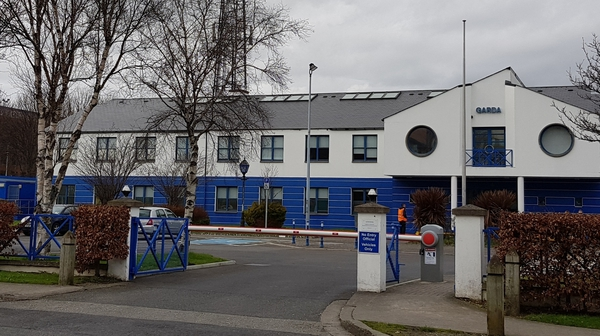 The woman is being held at Tallaght Garda Station