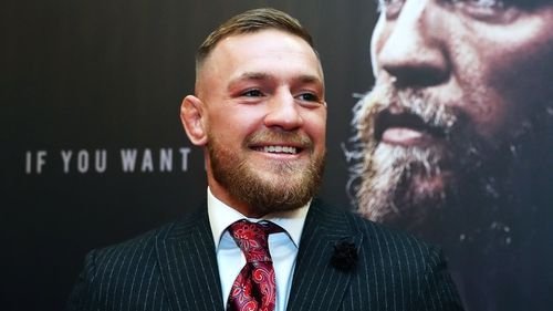 UFC's McGregor arrested in Miami