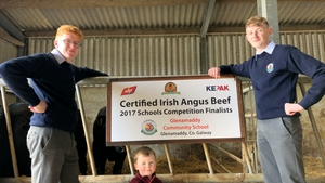 John Duignan and Cathal Moran are encouraging farmers to talk about any problems they may have