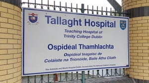 The man in his 20s was seriously injured and taken to Tallaght Hospital