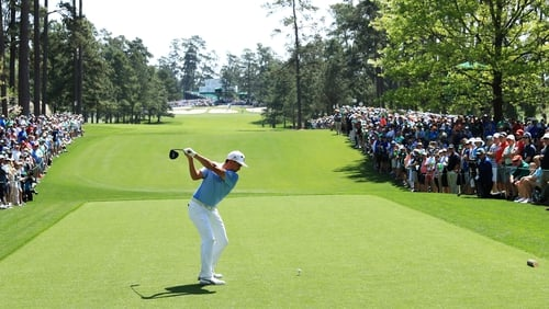 The Masters will go ahead - but bereft of fans and brilliant spring foliage