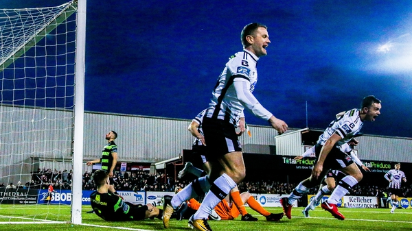 Dundalk will be strong favourites against Cobh