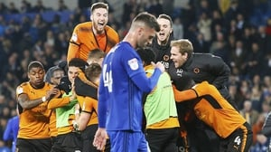 Wolves go wild at the final whostle