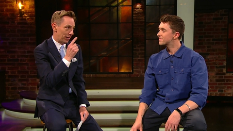 Ryan O'Shaughnessy | The Late Late Show