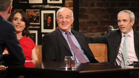 Ruby, Katie and Ted Walsh | The Late Late Show