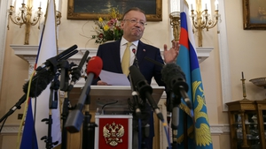 Alexander Yakovenko has requested a meeting with Boris Johnson