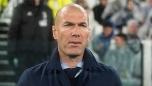 Zinedine Zidane saw his side lose to Real Mallorca at the weekend