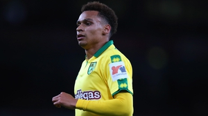 Josh Murphy fired home a brilliant goal for Norwich