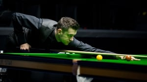 Mark overcame Kyren Wilson 10-8 to book his place in the final.