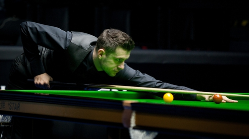 Mark Selby is out of the Championship League