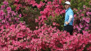 Rory McIlroy out of the azaleas and on the charge