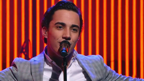 Jake Carter Performance | The Ray D'Arcy Show