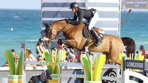 Darragh Kenny and Cassini Z (Photo: LGCT)