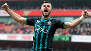 Shane Long opened the scoring but his joy didn't last long