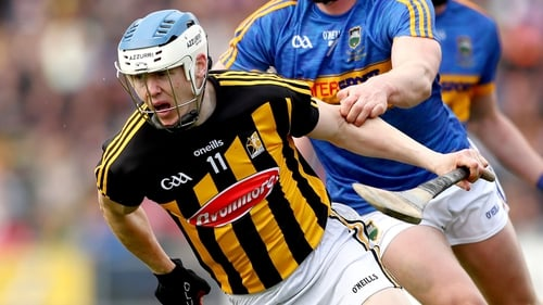 TJ Reid in action against Tipperary