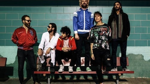 The Voidz: They look like they sound