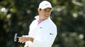 Rory McIlroy: 'I was disappointed because I just didn't give a good account of myself on that final day.'