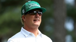 Charly Hoffman aced the 16th