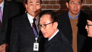 Lee Myung-bak charged with bribery, power abuse, embezzlement and tax evasion