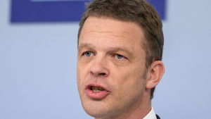 Deutsche Bank's CEO Christian Sewing had met three times this year with Germany's deputy finance minister, Joerg Kukies