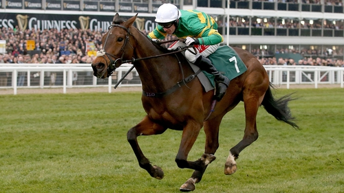 Minella Rocco is heading for Aintree
