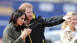 Meghan Markle taps into the trench coat trend