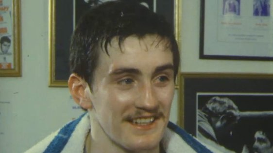 Barry McGuigan (1983)