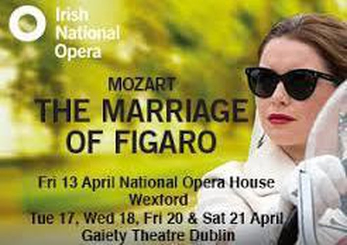 """""""The Marriage of Figaro"""" by the Irish National Opera company"""