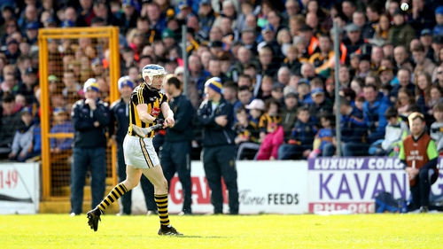 TJ Reid notched 0-15 in the Allianz Hurling League final victory over Tipperary