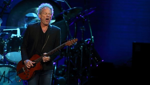 "Lindsey Buckingham - ""I'm not out there trying to twist the knife at all. I'm trying to look at this with some level of compassion, some level of wisdom"" Photo: EPA"