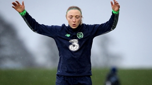 Centre-half Louise Quinn is a key part of the Republic of Ireland team