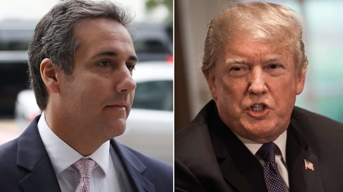 Trump statement may have invited investigators to go after Michael Cohen