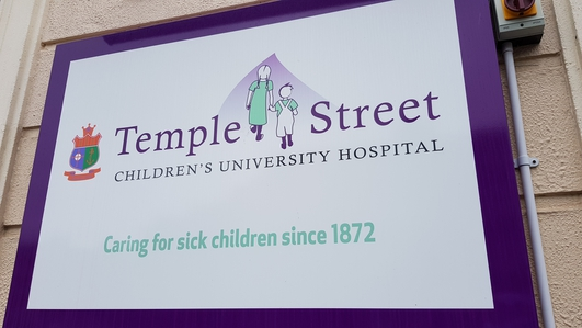 Number Of Children With Mental Health Issues Presenting At Temple Street Hospital Emergency Department On The Increase