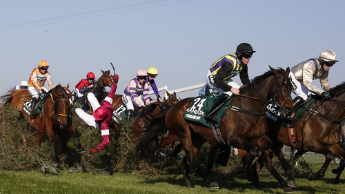 A maximum field of 40 will again take their chance in the Aintree showpiece