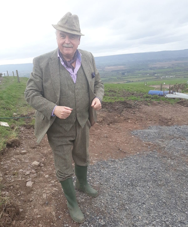 Marty Whelan will join the Big Week on the Farm team tonight on RTÉ One
