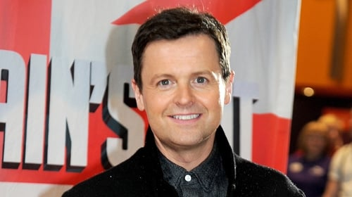 """We know that Dec will do a brilliant job,"" said ITV"