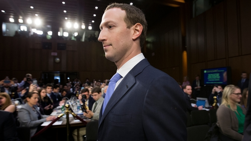 Mark Zuckerberg will meet party leaders and members of the civil liberties committee