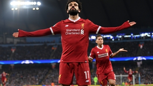 Mo Salah will face his former club in the semi-finals