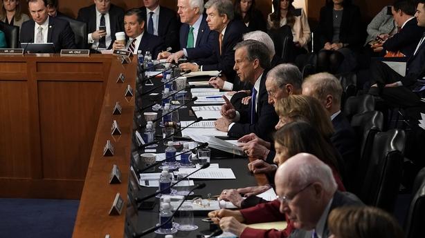 US Congresional hearing