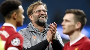 Jurgen Klopp has led Liverpool to their first Champions League semi-final in a decade