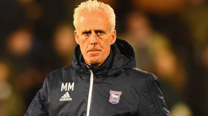 "Mick McCarthy: ""I'm happy to move on."""