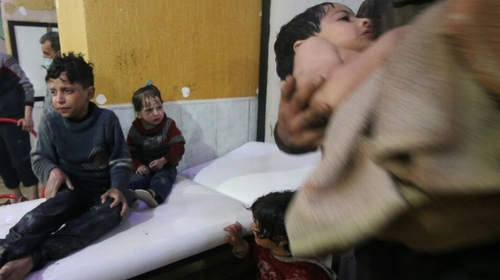 Weapons watchdog: Samples point to chlorine in Syria attack